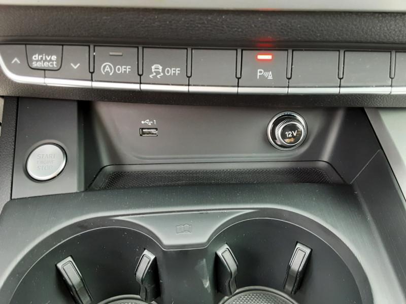 Photo 29 de l'offre de AUDI A4 Avant 40 TDI 190 S tronic 7 Business Line à 29990€ chez Centrale auto marché Périgueux
