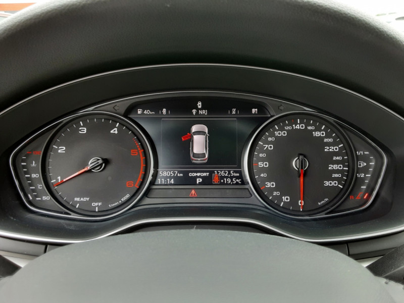 Photo 10 de l'offre de AUDI A4 Avant 40 TDI 190 S tronic 7 Business Line à 29990€ chez Centrale auto marché Périgueux