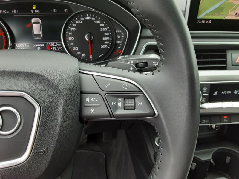 Photo 33 de l'offre de AUDI A4 Avant 40 TDI 190 S tronic 7 Business Line à 29990€ chez Centrale auto marché Périgueux