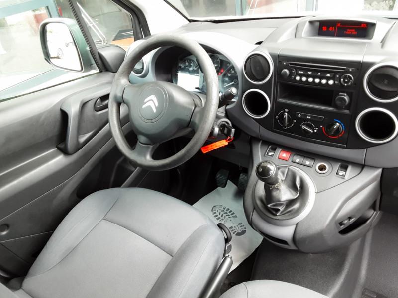 Photo 10 de l'offre de CITROEN BERLINGO 20 L1 e-HDi 90 CLUB à 9700€ chez Centrale auto marché Périgueux