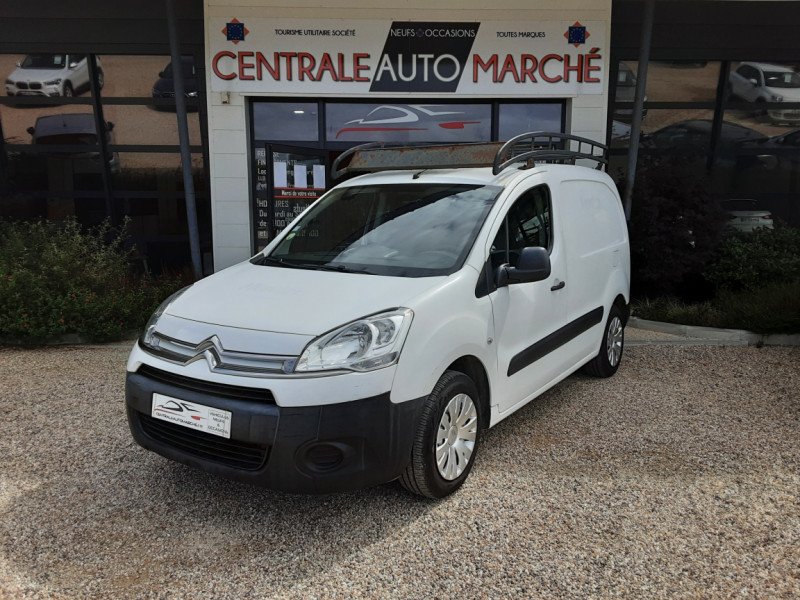 Photo 44 de l'offre de CITROEN BERLINGO 20 L1 e-HDi 90 CLUB à 9700€ chez Centrale auto marché Périgueux