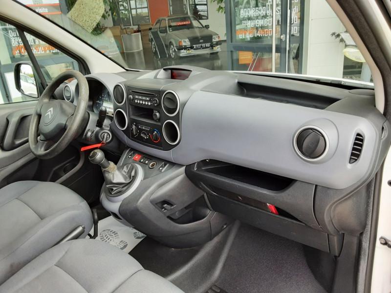 Photo 39 de l'offre de CITROEN BERLINGO 20 L1 e-HDi 90 CLUB à 9700€ chez Centrale auto marché Périgueux