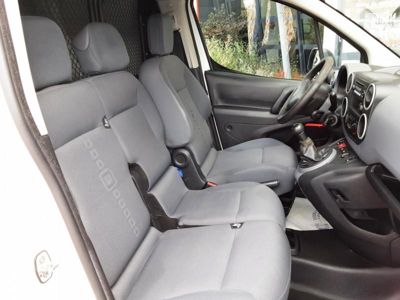 Photo 13 de l'offre de CITROEN BERLINGO 20 L1 e-HDi 90 CLUB à 9700€ chez Centrale auto marché Périgueux