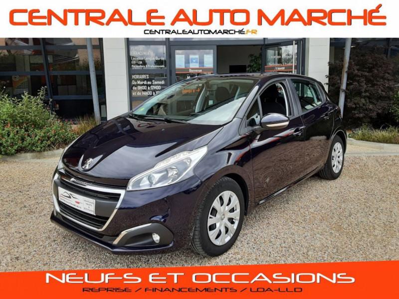 Peugeot 208 1.6 BlueHDi 100ch SetS BVM5 Active Business Diesel  Occasion à vendre