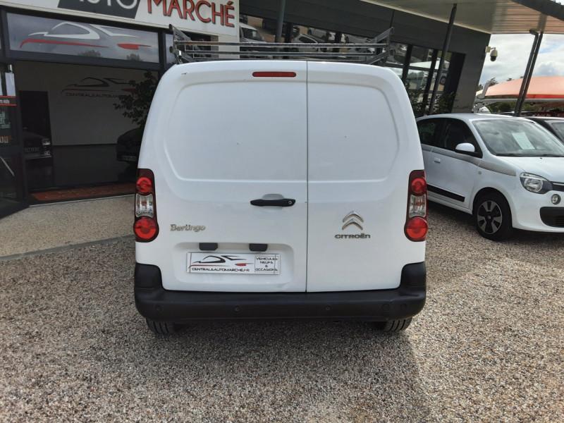 Photo 4 de l'offre de CITROEN BERLINGO 20 L1 e-HDi 90 CLUB à 9700€ chez Centrale auto marché Périgueux