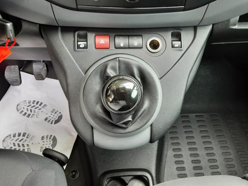 Photo 34 de l'offre de CITROEN BERLINGO 20 L1 e-HDi 90 CLUB à 9700€ chez Centrale auto marché Périgueux