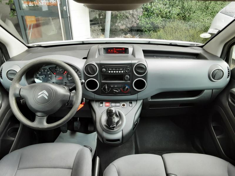 Photo 12 de l'offre de CITROEN BERLINGO 20 L1 e-HDi 90 CLUB à 9700€ chez Centrale auto marché Périgueux