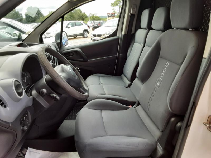 Photo 11 de l'offre de CITROEN BERLINGO 20 L1 e-HDi 90 CLUB à 9700€ chez Centrale auto marché Périgueux