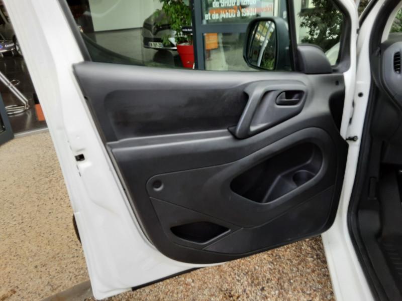 Photo 20 de l'offre de CITROEN BERLINGO 20 L1 e-HDi 90 CLUB à 9700€ chez Centrale auto marché Périgueux