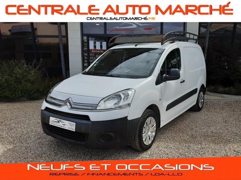 Photo 1 de l'offre de CITROEN BERLINGO 20 L1 e-HDi 90 CLUB à 9700€ chez Centrale auto marché Périgueux