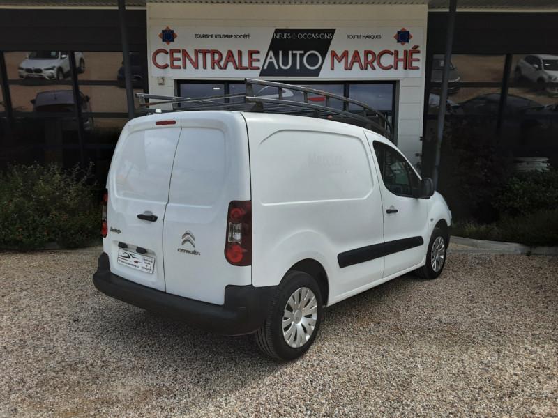 Photo 2 de l'offre de CITROEN BERLINGO 20 L1 e-HDi 90 CLUB à 9700€ chez Centrale auto marché Périgueux
