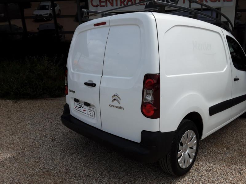 Photo 40 de l'offre de CITROEN BERLINGO 20 L1 e-HDi 90 CLUB à 9700€ chez Centrale auto marché Périgueux