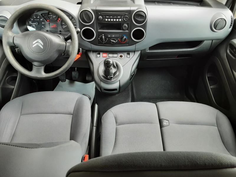 Photo 9 de l'offre de CITROEN BERLINGO 20 L1 e-HDi 90 CLUB à 9700€ chez Centrale auto marché Périgueux