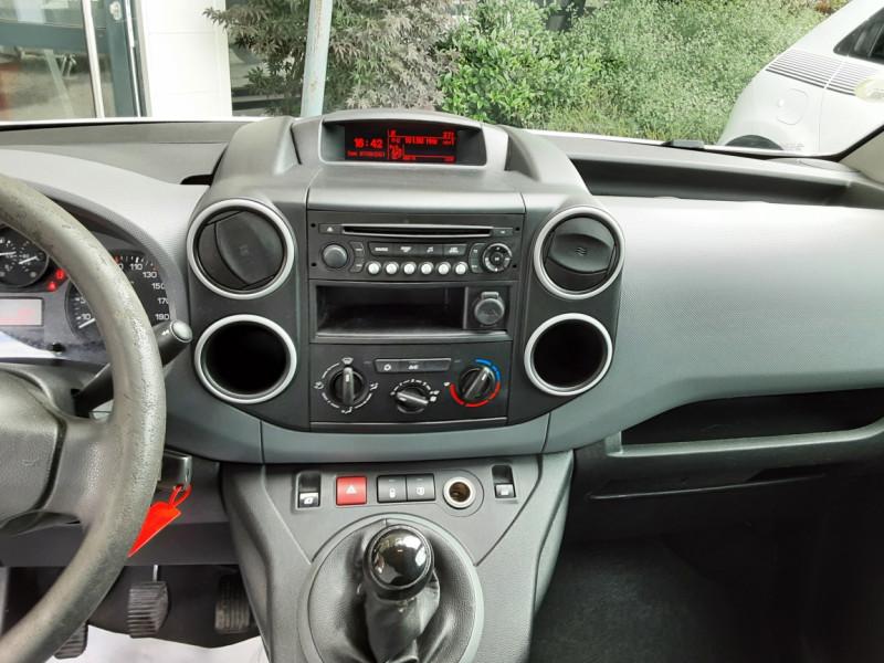 Photo 29 de l'offre de CITROEN BERLINGO 20 L1 e-HDi 90 CLUB à 9700€ chez Centrale auto marché Périgueux