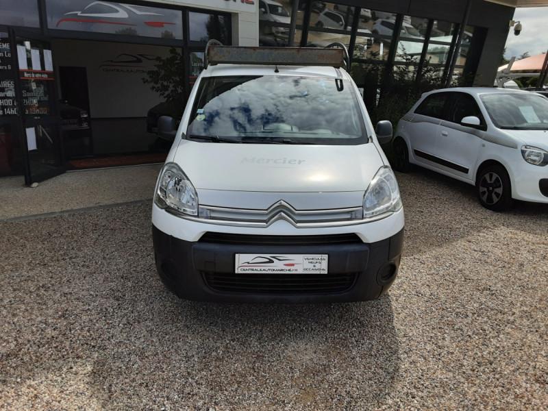 Photo 3 de l'offre de CITROEN BERLINGO 20 L1 e-HDi 90 CLUB à 9700€ chez Centrale auto marché Périgueux