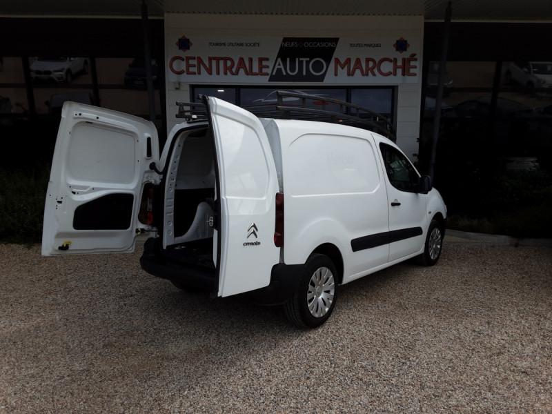 Photo 48 de l'offre de CITROEN BERLINGO 20 L1 e-HDi 90 CLUB à 9700€ chez Centrale auto marché Périgueux