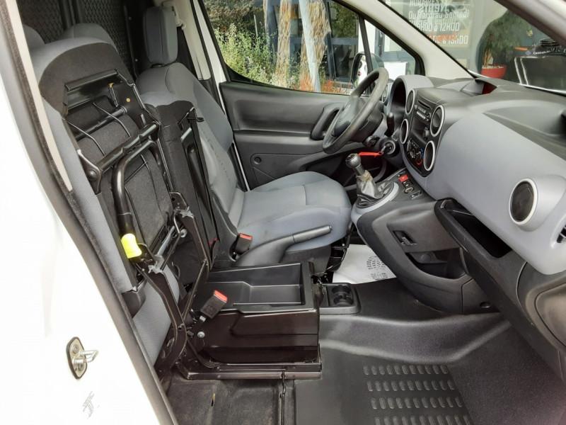 Photo 32 de l'offre de CITROEN BERLINGO 20 L1 e-HDi 90 CLUB à 9700€ chez Centrale auto marché Périgueux