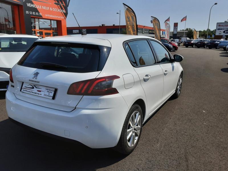 Photo 5 de l'offre de PEUGEOT 308 BlueHDi 130ch SetS BVM6 Active Business à 12900€ chez Centrale auto marché Périgueux