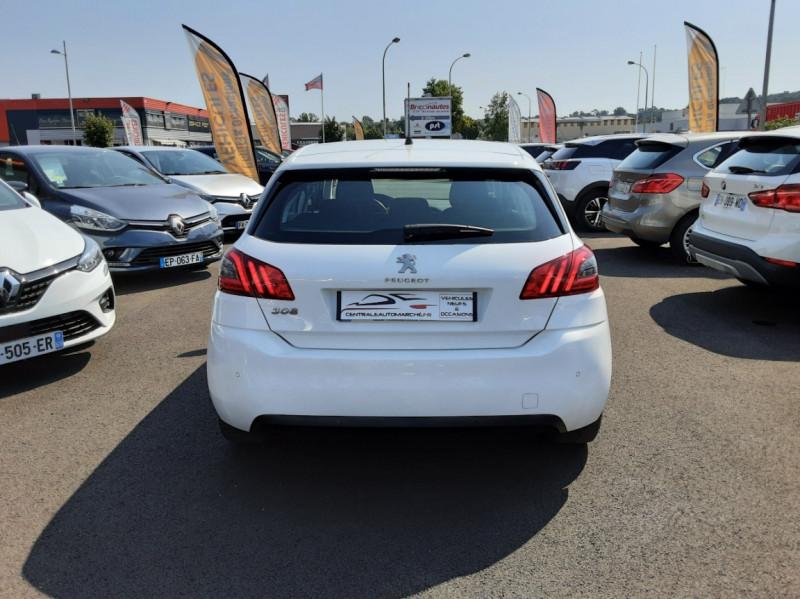 Photo 4 de l'offre de PEUGEOT 308 BlueHDi 130ch SetS BVM6 Active Business à 12900€ chez Centrale auto marché Périgueux