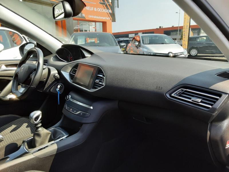Photo 16 de l'offre de PEUGEOT 308 BlueHDi 130ch SetS BVM6 Active Business à 12900€ chez Centrale auto marché Périgueux