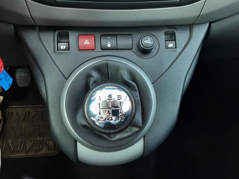 Photo 27 de l'offre de PEUGEOT PARTNER Tepee 1.6 BlueHDi 100ch SetS BVM5 Outdoor à 14990€ chez Centrale auto marché Périgueux