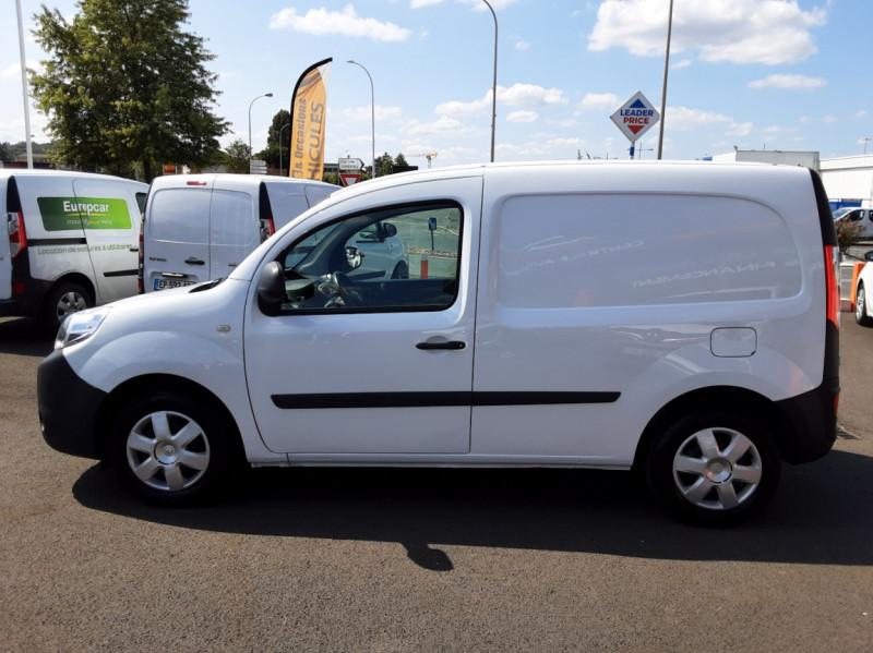 Photo 5 de l'offre de RENAULT KANGOO EXPRESS 1.5 DCI 75 ENERGY E6 CONFORT à 10300€ chez Centrale auto marché Périgueux
