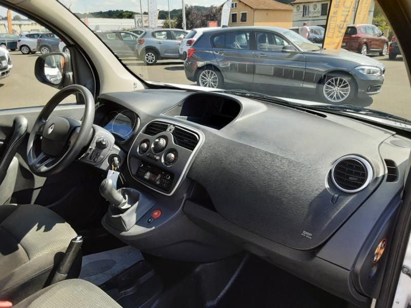 Photo 11 de l'offre de RENAULT KANGOO EXPRESS 1.5 DCI 75 ENERGY E6 CONFORT à 10300€ chez Centrale auto marché Périgueux