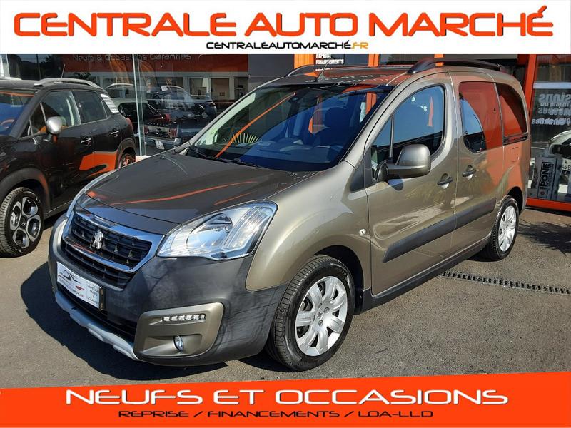 Peugeot PARTNER Tepee 1.6 BlueHDi 100ch SetS BVM5 Outdoor Diesel  Occasion à vendre
