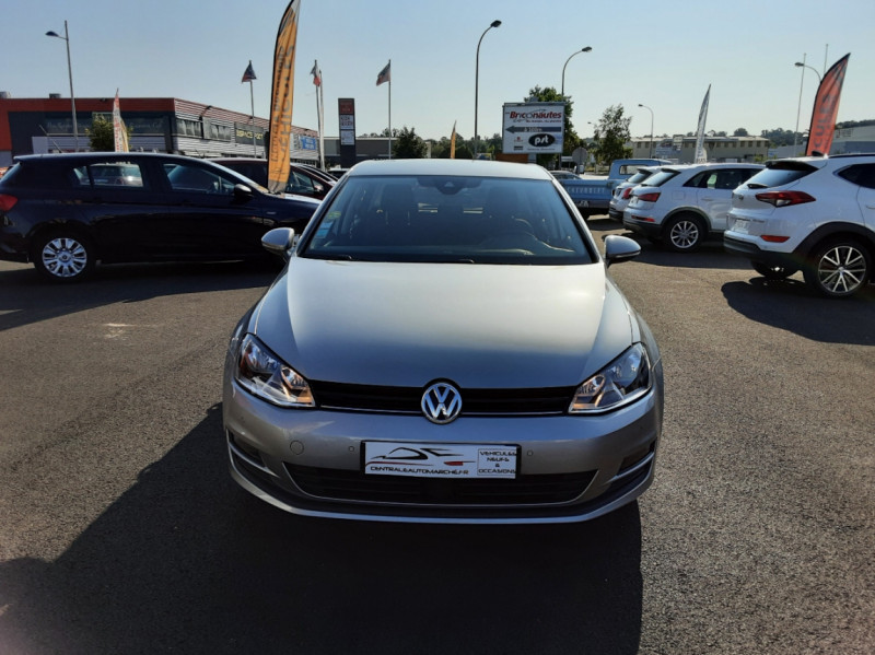 Photo 3 de l'offre de VOLKSWAGEN GOLF 1.6 TDI 110ch  BMT FAP Confortline à 13900€ chez Centrale auto marché Périgueux
