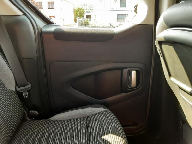 Photo 28 de l'offre de PEUGEOT PARTNER Tepee 1.6 BlueHDi 100ch SetS BVM5 Outdoor à 14990€ chez Centrale auto marché Périgueux