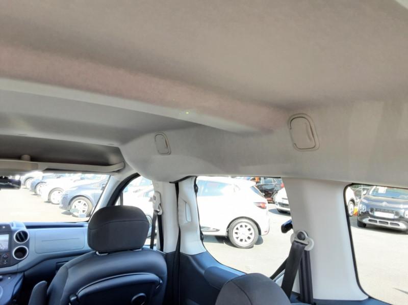 Photo 40 de l'offre de PEUGEOT PARTNER Tepee 1.6 BlueHDi 100ch SetS BVM5 Outdoor à 14990€ chez Centrale auto marché Périgueux