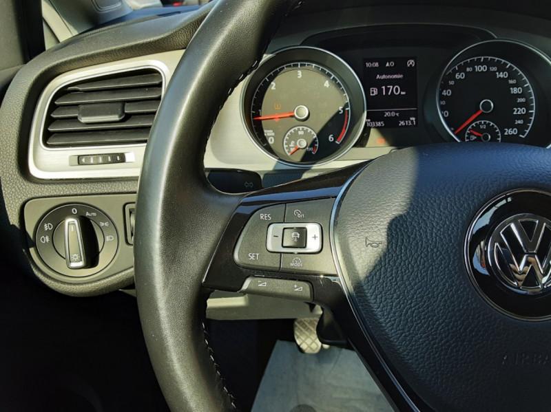 Photo 28 de l'offre de VOLKSWAGEN GOLF 1.6 TDI 110ch  BMT FAP Confortline à 13900€ chez Centrale auto marché Périgueux