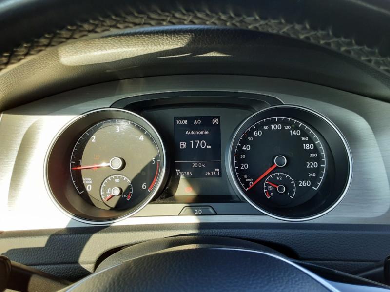 Photo 9 de l'offre de VOLKSWAGEN GOLF 1.6 TDI 110ch  BMT FAP Confortline à 13900€ chez Centrale auto marché Périgueux