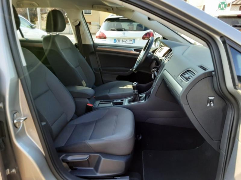 Photo 13 de l'offre de VOLKSWAGEN GOLF 1.6 TDI 110ch  BMT FAP Confortline à 13900€ chez Centrale auto marché Périgueux
