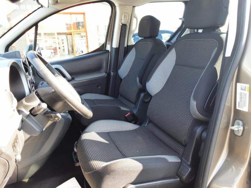 Photo 12 de l'offre de PEUGEOT PARTNER Tepee 1.6 BlueHDi 100ch SetS BVM5 Outdoor à 14990€ chez Centrale auto marché Périgueux