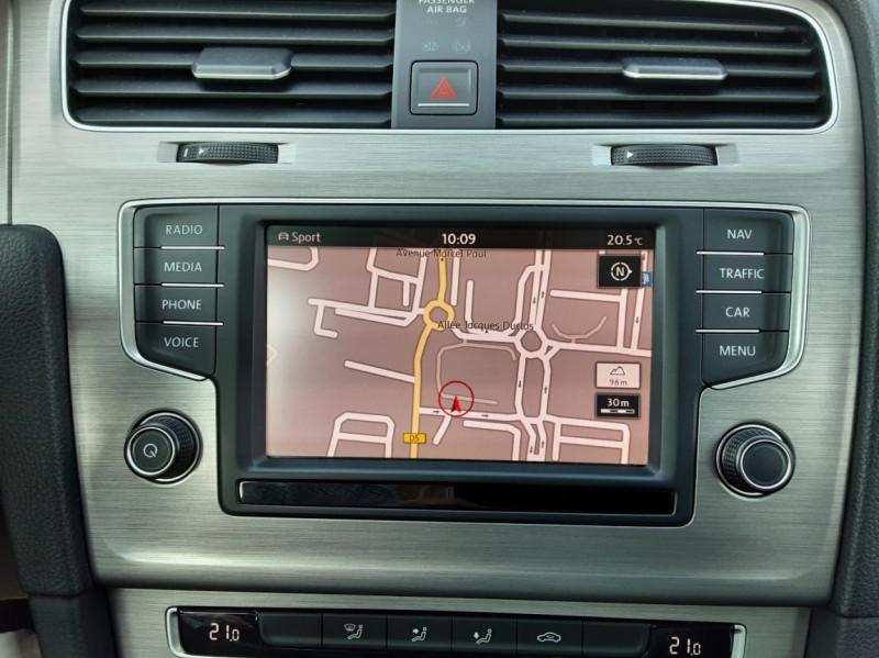 Photo 11 de l'offre de VOLKSWAGEN GOLF 1.6 TDI 110ch  BMT FAP Confortline à 13900€ chez Centrale auto marché Périgueux