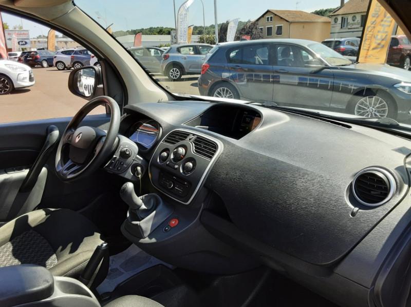 Photo 9 de l'offre de RENAULT KANGOO EXPRESS L1 1.5 DCI 90 ENERGY EXTRA R-LINK à 10500€ chez Centrale auto marché Périgueux