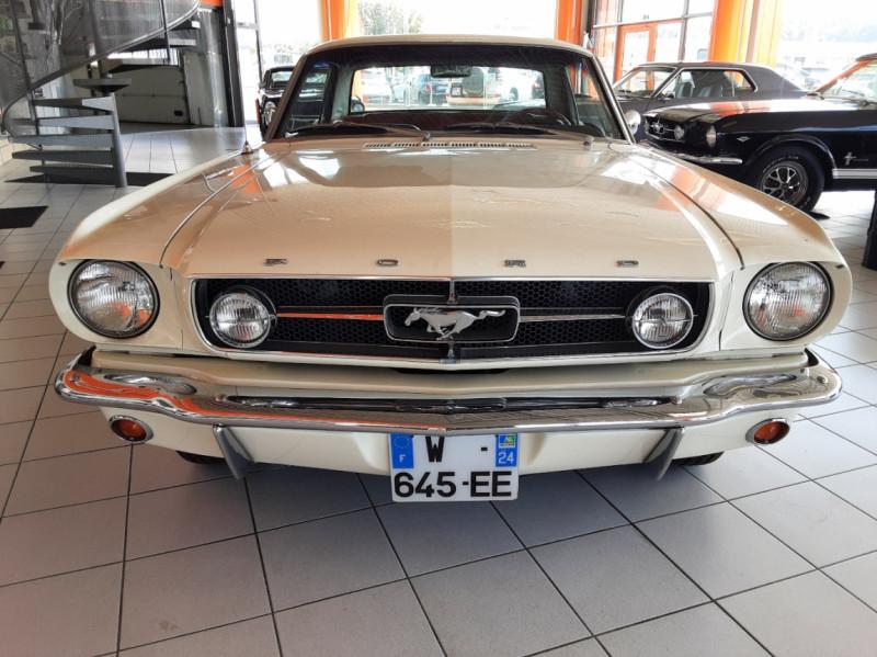 Photo 3 de l'offre de FORD MUSTANG COUPE GT V8 CODE A à 42000€ chez Centrale auto marché Périgueux