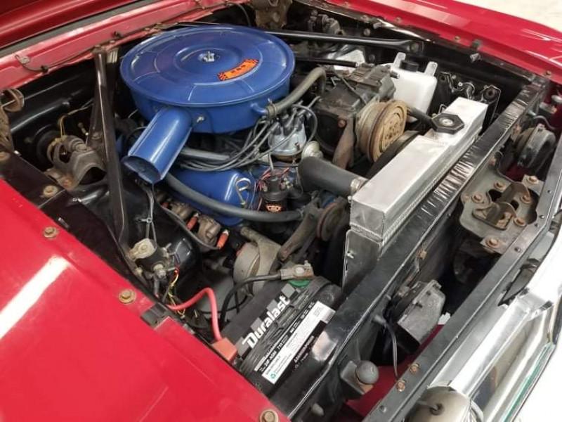 Photo 6 de l'offre de FORD MUSTANG CABRIOLET GT 1966 CODE A à 48000€ chez Centrale auto marché Périgueux
