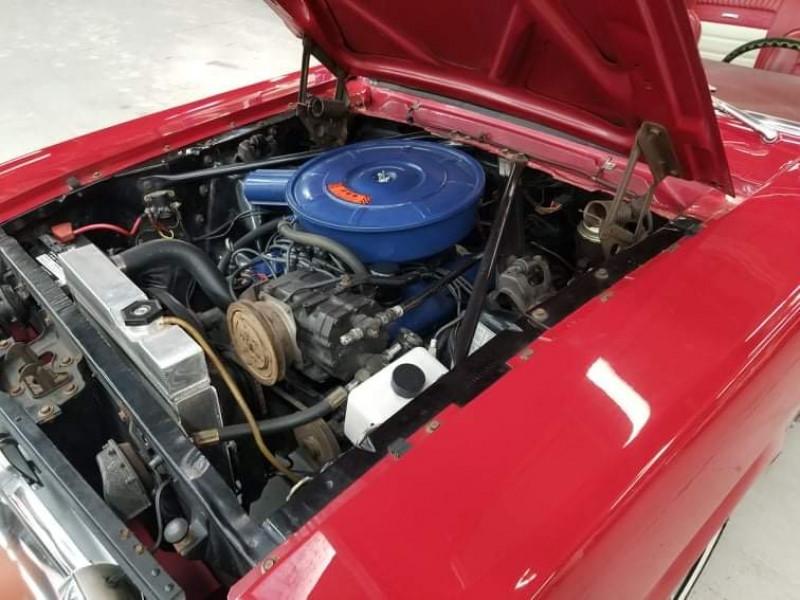 Photo 5 de l'offre de FORD MUSTANG CABRIOLET GT 1966 CODE A à 48000€ chez Centrale auto marché Périgueux