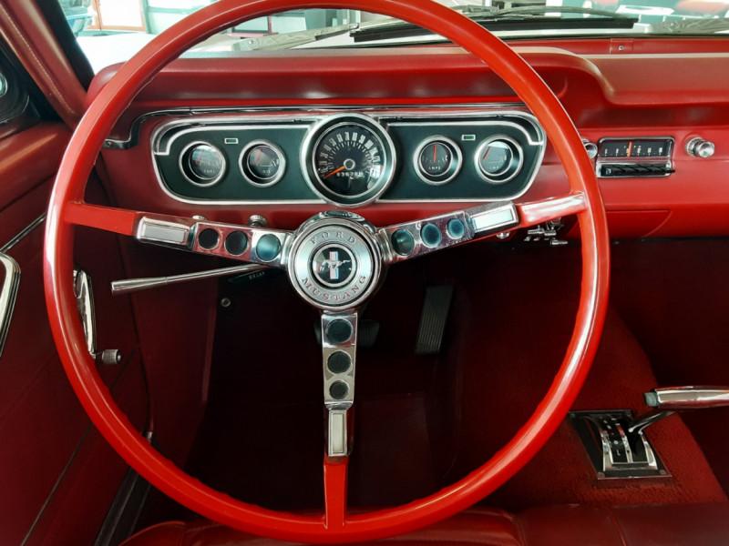 Photo 29 de l'offre de FORD MUSTANG COUPE GT V8 CODE A à 42000€ chez Centrale auto marché Périgueux