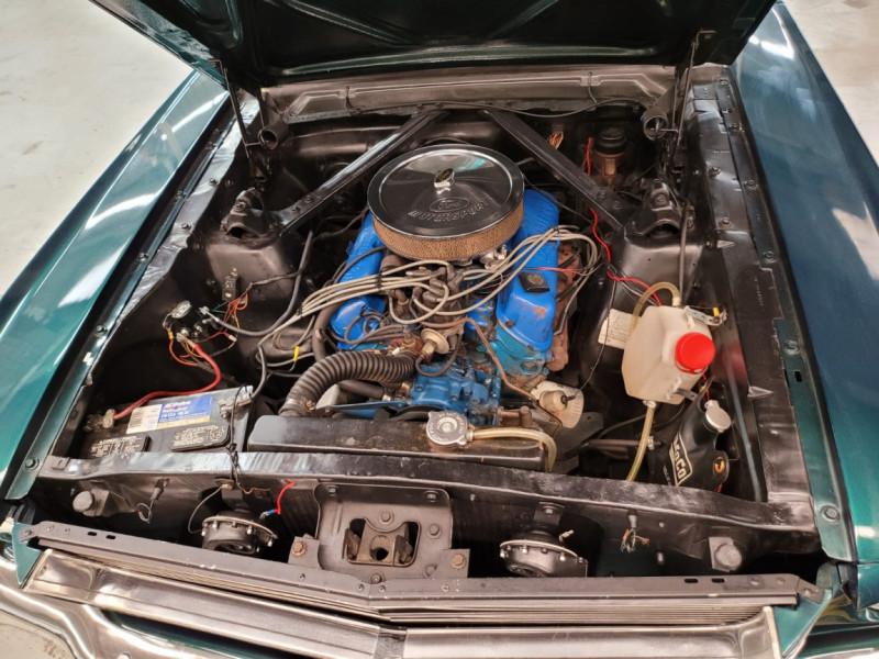 Photo 7 de l'offre de FORD MUSTANG COUPE 302 CI V8 verte à 35000€ chez Centrale auto marché Périgueux