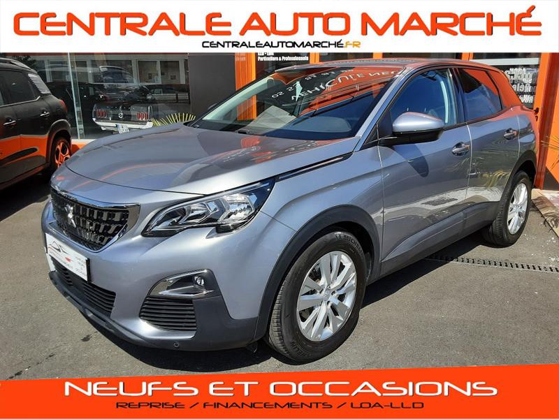 Photo 1 de l'offre de PEUGEOT 3008 1.6 BlueHDi 120ch SetS EAT6 Active Business à 22300€ chez Centrale auto marché Périgueux