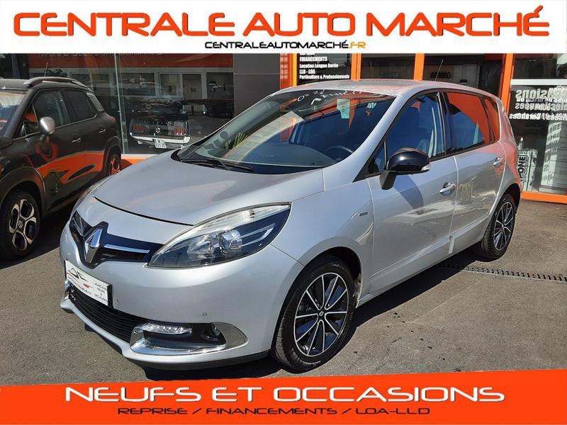 Renault SCENIC dCi 130 Energy FAP eco2 Bose Edition Diesel  Occasion à vendre