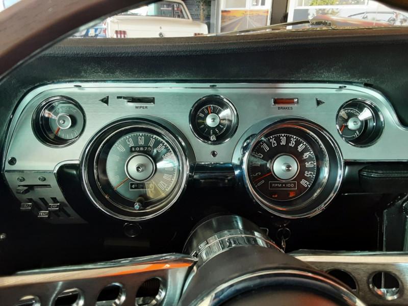 Photo 3 de l'offre de FORD MUSTANG FASTBACK 390 CODE S BULLITT à 109000€ chez Centrale auto marché Périgueux