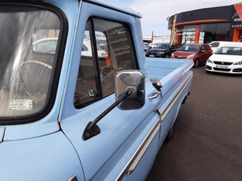 Photo 10 de l'offre de CHEVROLET C10 v8 à 22000€ chez Centrale auto marché Périgueux