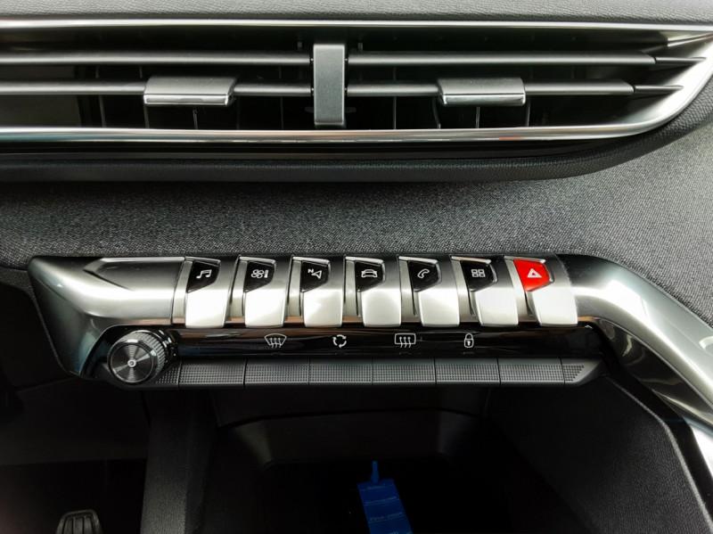 Photo 25 de l'offre de PEUGEOT 3008 1.6 BlueHDi 120ch SetS BVM6 Allure à 20500€ chez Centrale auto marché Périgueux