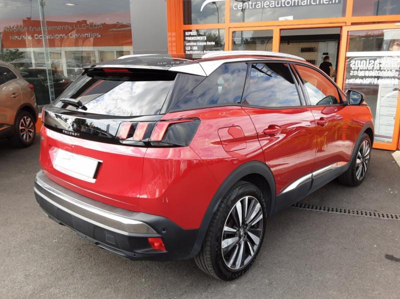 Photo 2 de l'offre de PEUGEOT 3008 1.6 BlueHDi 120ch SetS BVM6 Allure à 20500€ chez Centrale auto marché Périgueux