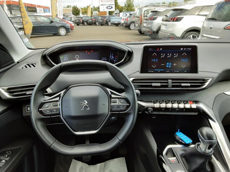 Photo 7 de l'offre de PEUGEOT 3008 1.6 BlueHDi 120ch SetS BVM6 Allure à 20500€ chez Centrale auto marché Périgueux
