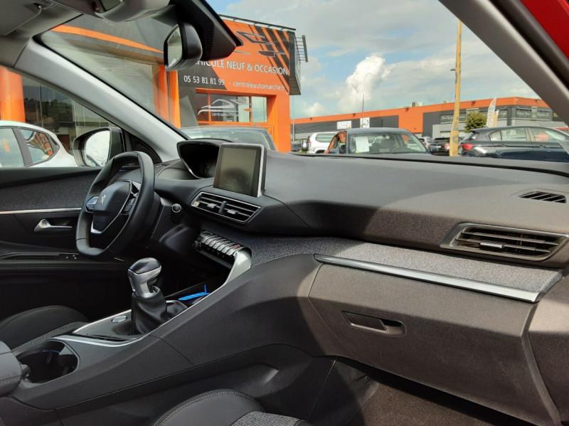 Photo 32 de l'offre de PEUGEOT 3008 1.6 BlueHDi 120ch SetS BVM6 Allure à 20500€ chez Centrale auto marché Périgueux